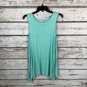 Mint Mini Dress/Tunic